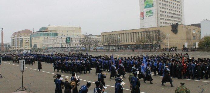 «О государственной службе российского казачества»