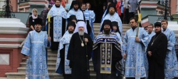 Интервью митрополита Кирилла: Дорога к храму открыта всем