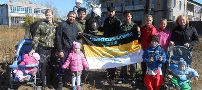 Казаки возрождают в Казахстане заброшенные сёла