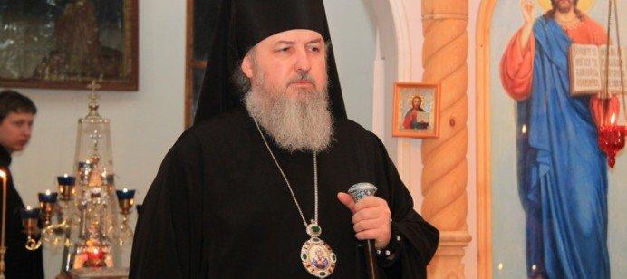 Митрополит Кирилл накануне форума