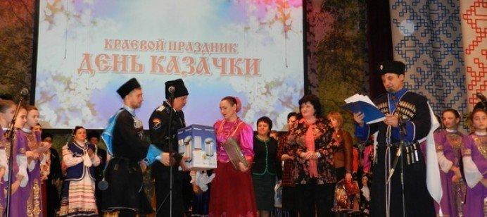 БЫЛИ БЫ КАЗАЧКИ – И КАЗАКИ БУДУТ!