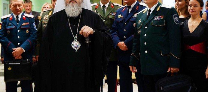 Поздравление митрополита