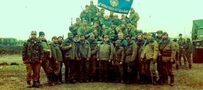 …20-летие Ермоловского батальона