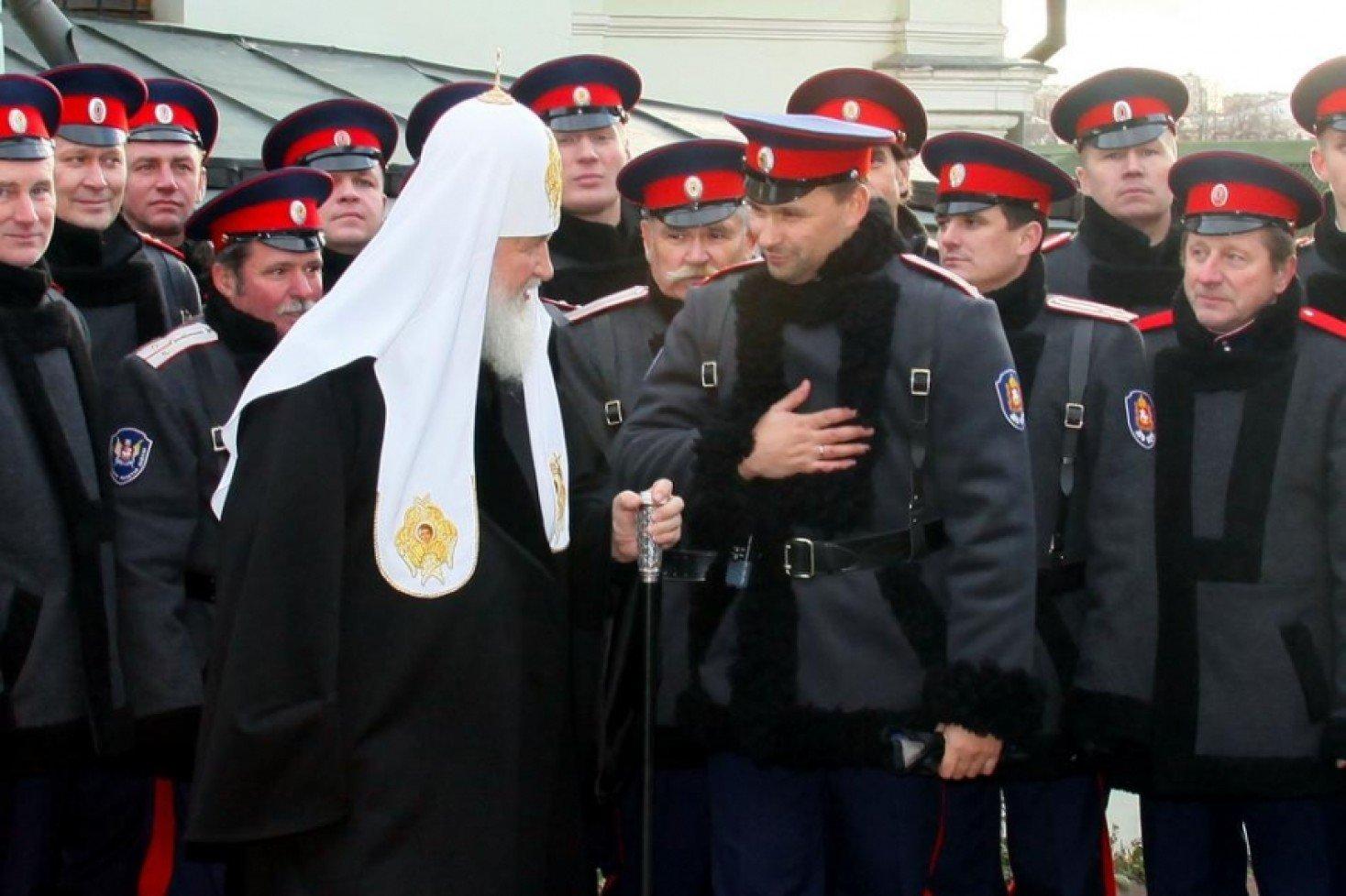 Казаки в ХХI веке: путь в православии